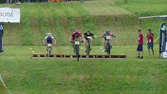 Beim «Eliminator» überzeugte die starke regionale Bikeszene.
