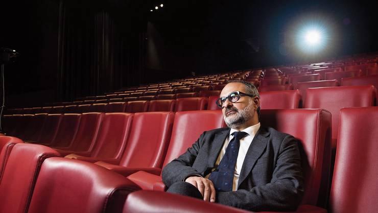 Wurde am Donnerstag in Locarno der Öffentlichkeit vorgestellt: Giona A. Nazzaro ist der neue künstlerische Leiter des Locarno Film Festival.