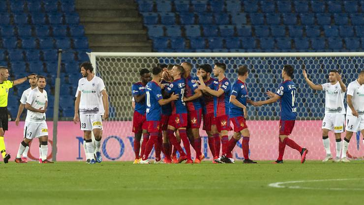 Ende gut alles gut: Basel ist in den Playoffs der Europa League