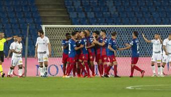 Ende gut alles gut: Basel ist in den Playoffs der Europa League