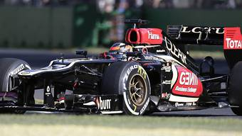 Triumph in Melbourne: Kimi Räikkönen