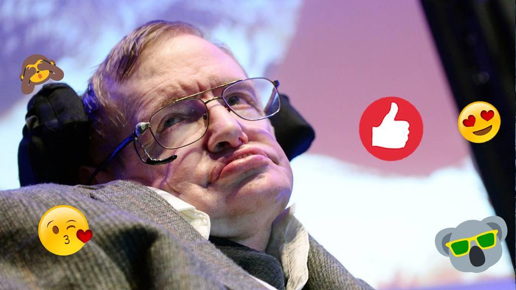 Hawking könnte kurz vor seinem Tod ein grosses Mysterium um das Universum gelöst haben