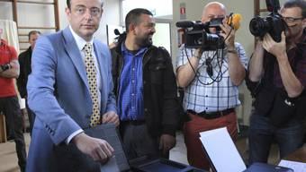 Bart de Wever von den flämischen Separatisten N-VA
