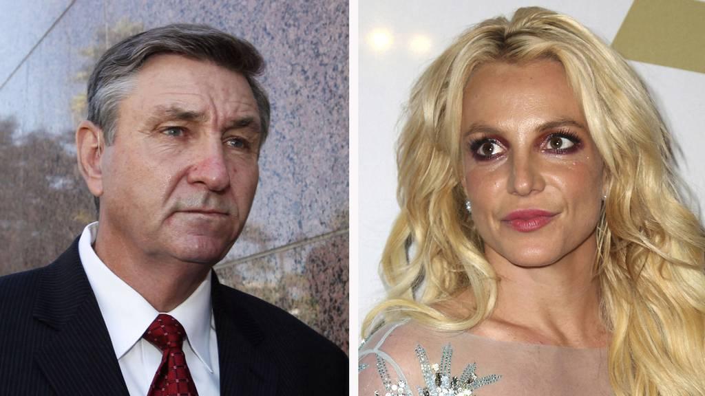 Britneys Vater muss Vormundschaft abgeben