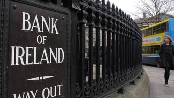 Bank-of-Ireland-Filiale (Archiv)
