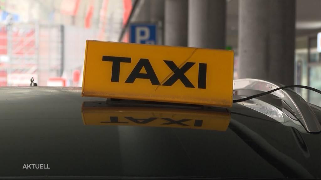 Taxifahrer wendet bewaffneten Räuber ab