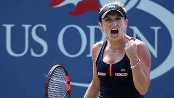 Timea Bacsinszky ist wieder die beste Schweizerin in der Weltrangliste