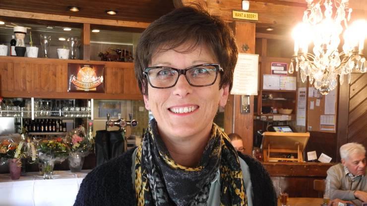 Irmgard Struchen (CVP) holte sich 658 Stimmen fürs Präsidium.