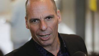 Varoufakis wirft den Schweizer Behörden vor, Griechenland beim Aufspüren von Steuersündern nicht ausreichend zu unterstützen (Archiv)