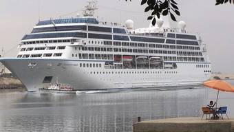 """Ein Feuer auf dem Kreuzfahrtschiff """"Azamara Quest"""" legte zwei Motoren lahm (Archiv)"""
