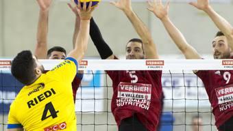 Nach dem Rückzug von Uni Bern bestreiten neun anstatt zehn Teams die nächste NLA-Saison der Männer
