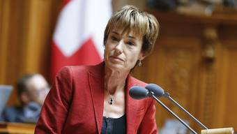 «Ich habe nichts gemerkt», sagt die CVP-Nationalrätin Ruth Humbel über die Beschattung.