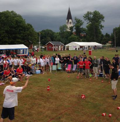 IFinale Claire Mni (USA) - Kubb'Ings (DE).