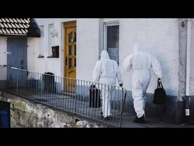 Sadistische Machtspiele in Höxter (D): Paar soll Opfer zerstückelt und verbrannt haben