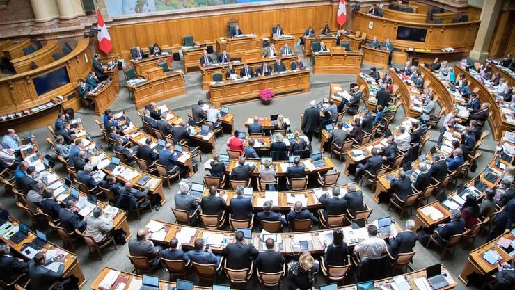 Die Nationalrätinnen und Nationalräte haben in den vergangenen vier Jahren erneut mehr Vorstösse eingereicht.