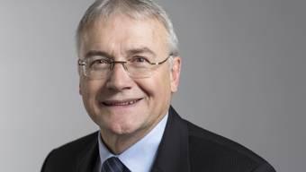 Der neue Ständeratspräsident Claude Hêche