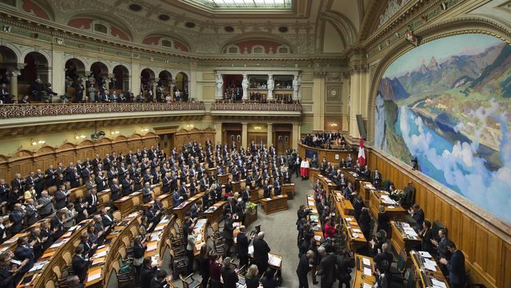 Bei den Bundesratswahlen nehmen die Meiden eine wichtige Rolle ein.