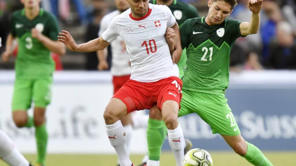 Nedim Bajrami gibt es künftig nicht mehr im Trikot der Schweizer Nationalmannschaft zu sehen