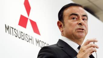 Firmengelder für private Zwecke verwendet: Carlos Ghosn, dem Chef von Renault-Nissan-Mitsubishi, droht nach Veruntreuungsvorwürfen seines Arbeitgebers ein jähes Ende der Karriere. (Archiv)