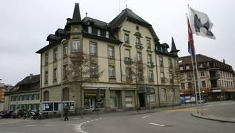 Gerettet: Die Alte Post in Brugg ist jetzt unter kantonalen Denkmalschutz gestellt worden. (lp)