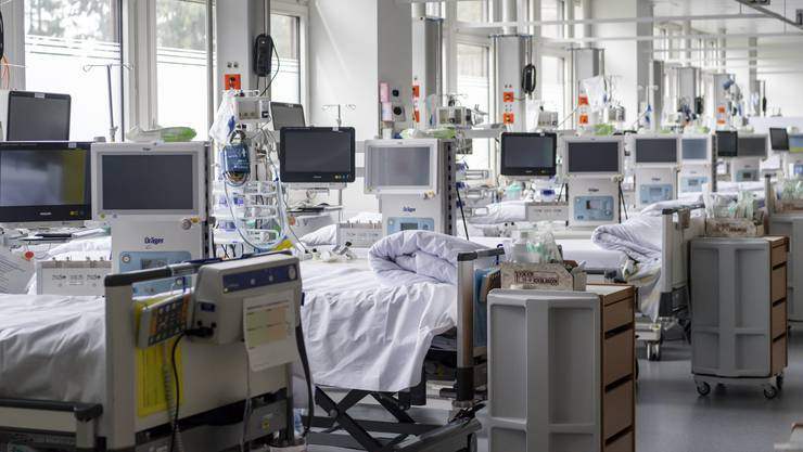 Eine erweiterte Notfallabteilung des Kantonsspitals Baselland am Standort Bruderholz.