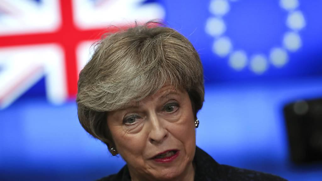Die hölzerne Lady - ein Jahr nach dem Rücktritt von Theresa May
