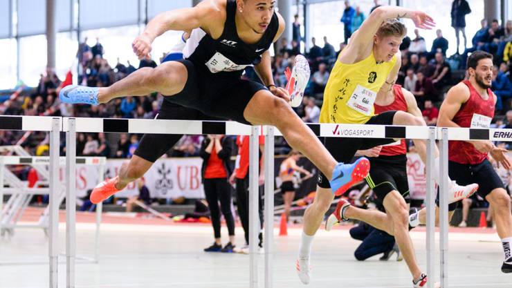 Für die EM qualifiziert: Hürdenläufer Jason Joseph