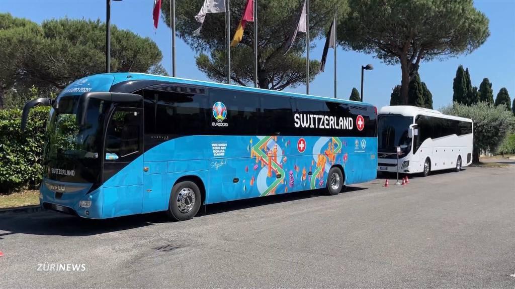 EM: Schweiz gegen Italien unter Zugzwang