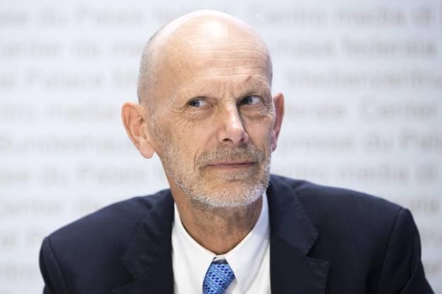Daniel Koch, ehemaliger Delegierter für Covid-19 des Bundes