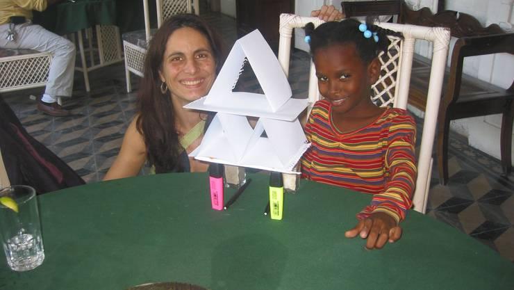 Maja Loncarevic war in Haiti, als die Erde vor fünf Jahren bebte.