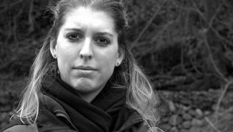 Alessandra Hug, Wildtierpflegerin, zuhause in Rohr.