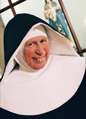 Berühmt für ihr Lächeln: Schwester Viktoria