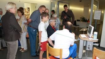 Bad Zurzach: Tag der offenen Tür in der RehaClinic