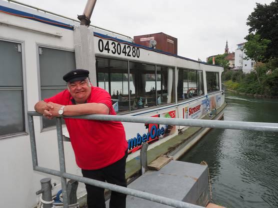 Der Skipper sieht sich seinem Ruhestand ein Stück näher.