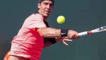 Thanasi Kokkinakis erkämpft sich in Miami ein Duell mit Roger Federer