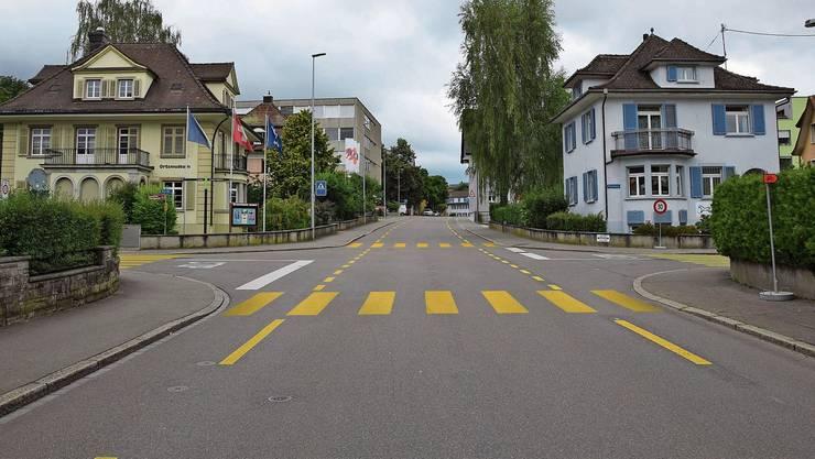 Ist hier bald kein Durchkommen mehr? Eine Sperrung der Schöneggstrasse könnte Schleichverkehr unterbinden.
