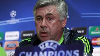 Chelseas Trainer Carlo Ancelotti ist unter grossem Erfolgsdruck