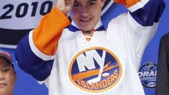 Nino Niederreiter hat eine grosse Zukunft vor sich. Die New York Islanders wollen ihr Talent «El Nino» jedoch nicht verheizen und werden den 18-jährigen Stürmer deshalb behutsam aufbauen. Fazit: Niederreiter wird die meiste Zeit der Saison im Juniorenteam bei den Portland Winterhawks verbringen. Hält seine Entwicklung jedoch weiter an, kann Niederreiter zu ersten Einsätzen in der NHL kommen. Chancen auf NHL-Einsätze liegen bei 10 Prozent.