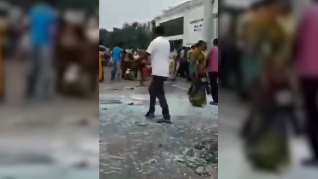 Mutmassliche Anschlags-Serie in Sri Lanka