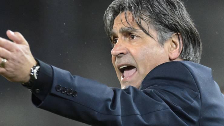 Maurizio Jacobacci wird neuer Trainer von Sions U21 in der Promotion League