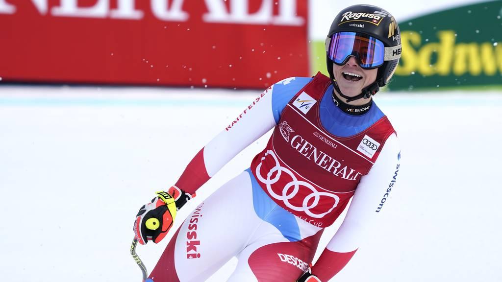 Vierter Sieg in Folge für Lara Gut-Behrami