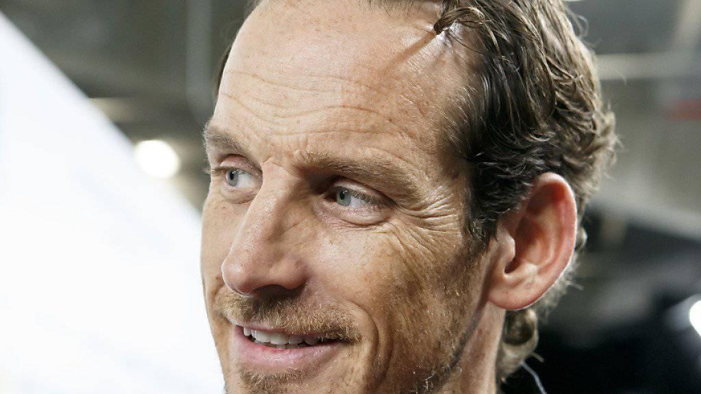 Patrick Fischer freut sich über den Erfolg seiner Mannschaft und auf den Final vom Sonntag