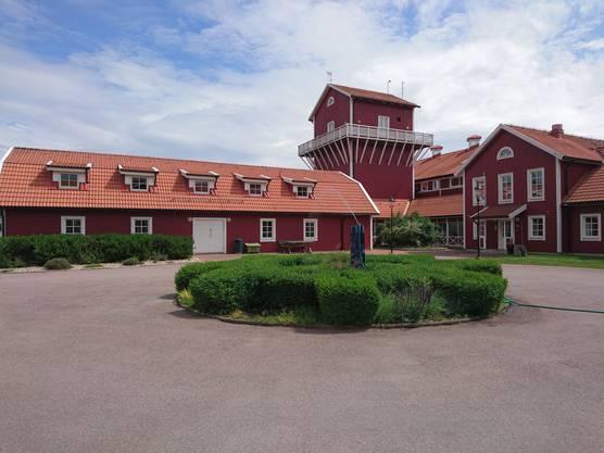 Besucherzentrum in Äspö, Schweden