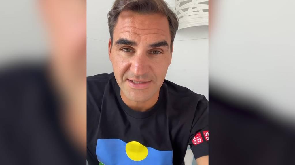 Knieoperation: Roger Federer fällt monatelang aus