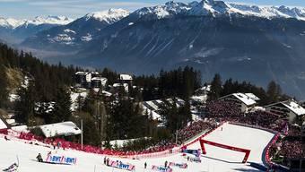 Kommt es 2025 zu WM-Rennen vor dem Wallliser Bergpanorama?