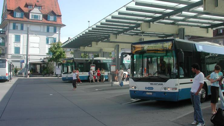 Busbahnhof Dietikon