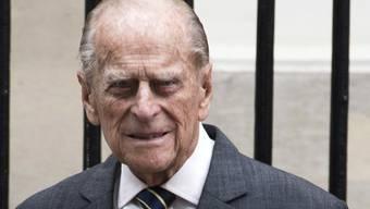 Prinz Philip geht mit 96 in Rente. (Archivbild)