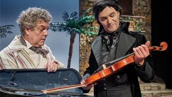 Paganini-Premiere der Operettenbühne in Bremgarten