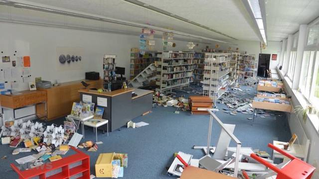 Hoher Sachschaden in Wattenwil