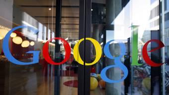 So siehts beim beliebtesten Arbeitgeber der Schweiz - Google - aus